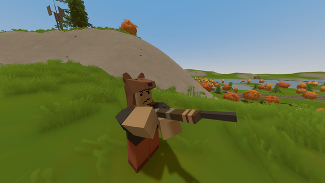 Мод Craftable Clothing для Unturned