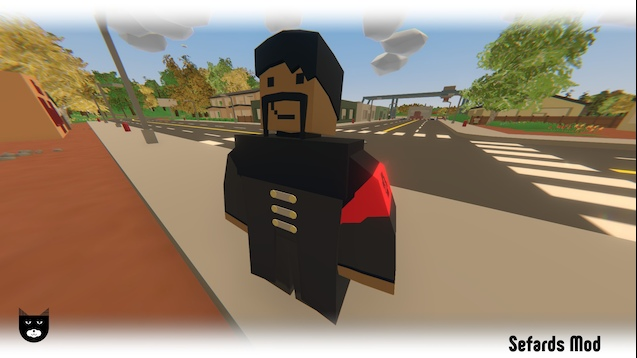 Мод Cat's Sefards для Unturned
