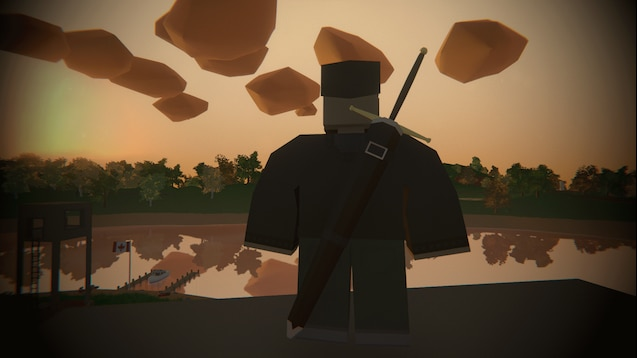 Мод Swords and Sheaths [3.28+] Fixed! для Unturned