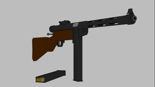 Мод на оружие Vittore´s WWII Collection (BETA) для Unturned