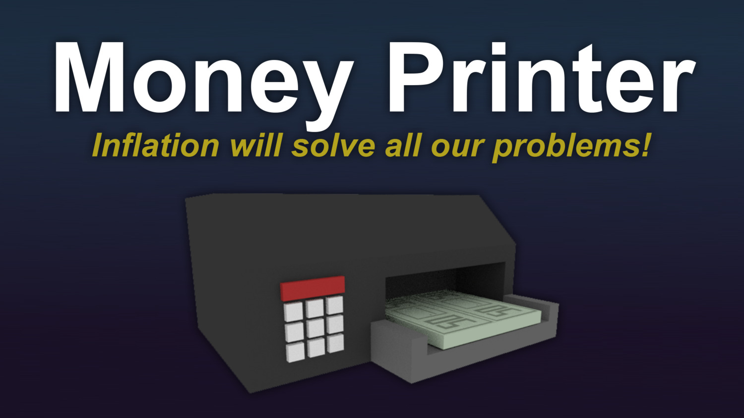 Мод Money Printer для Антюрнед